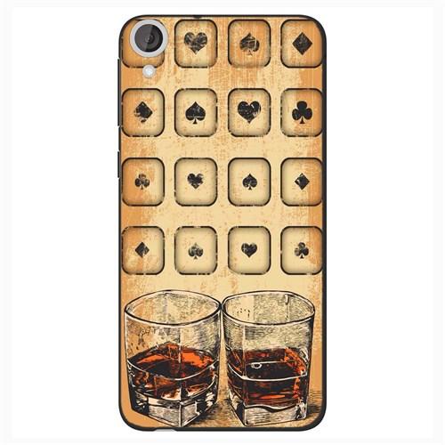 Cover&Case Htc Desire 820 Silikon Tasarım Telefon Kılıfı Ccs05-D04-0085