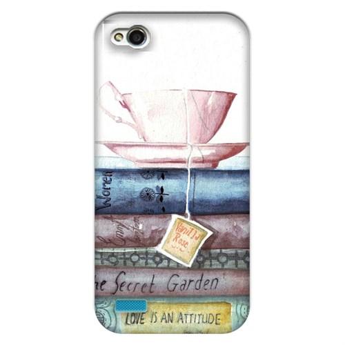 Cover&Case General Mobile Discovery - Silikon Tasarım Telefon Kılıfı Ccs06-D01-0014