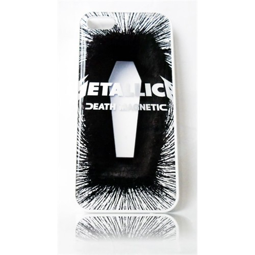 Köstebek Metallica - Death Magnetic İphone 5 Telefon Kılıfı