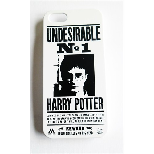 Köstebek Harry Potter - Undesirable İphone 5 Telefon Kılıfı