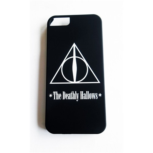 Köstebek Harry Potter - The Deathly Hallows İphone 6 Telefon Kılıfı