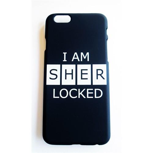 Köstebek I Am Sher Locked İphone 6 Telefon Kılıfı