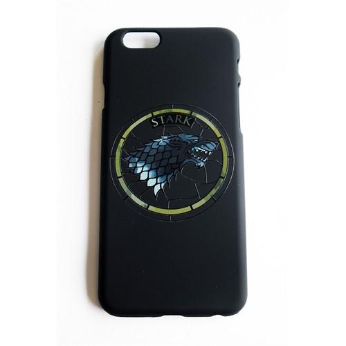 Köstebek Game Of Thrones - Stark Logo İphone 6 Telefon Kılıfı