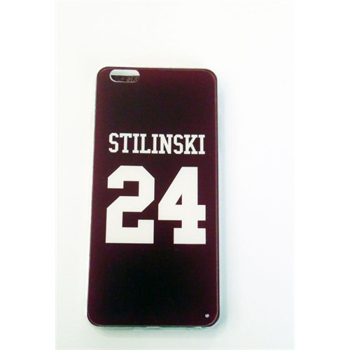 Köstebek Teen Wolf - Stilinski 24 İphone 6 Plus Telefon Kılıfı