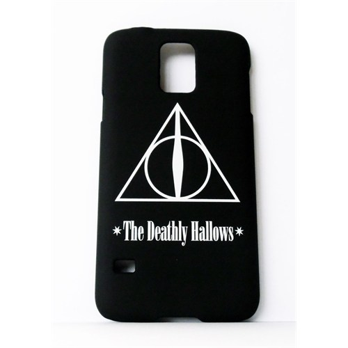 Köstebek Samsung S5 Harry Potter - The Deathly Hallows Telefon Kılıfı