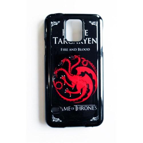 Köstebek Samsung S5 Game Of Thrones - Targaryen Telefon Kılıfı