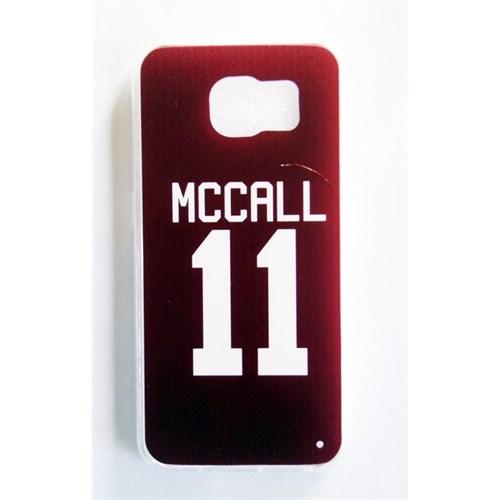 Köstebek Samsung S6 Teen Wolf - Mccall 11 Telefon Kılıfı