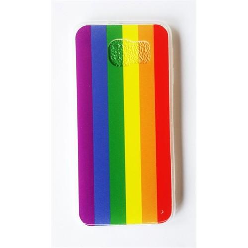 Köstebek Lgbt - Rainbow Samsung S6 Telefon Kılıfı