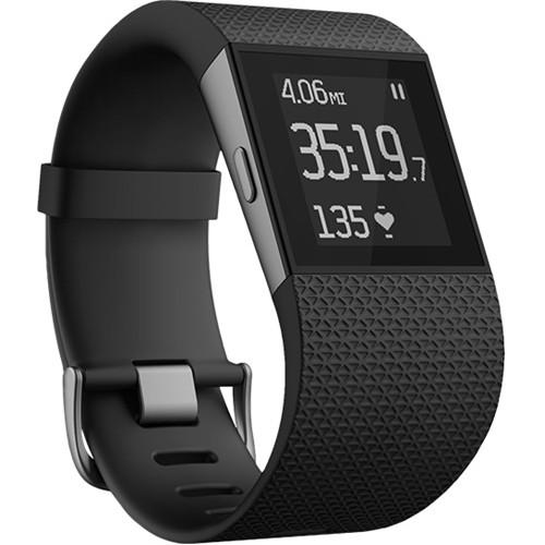 Fitbit Surge Siyah Small