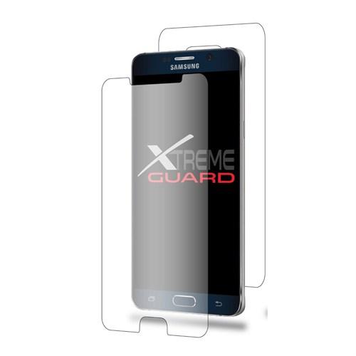 Teleplus Galaxy Note 5 Darbeye Dayanıklı Ön Ve Arka Ekran Koruyucu
