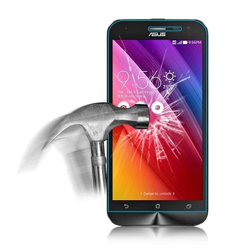 Teleplus Asus Zenfone 2 Laser 5.5İnç Temperli Kırılmaz Cam Ekran Koruyucu