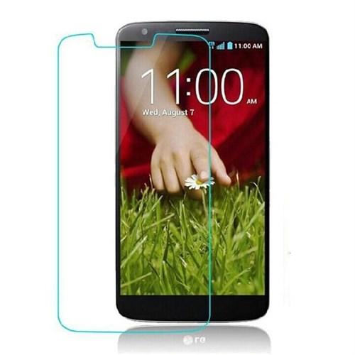 Teleplus Lg G2 Plastik Ve Cam Karışımı Kırılmaz Ekran Koruyucu