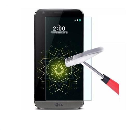 Teleplus Lg G5 Kırılmaz Temperli Cam Ekran Koruyucu