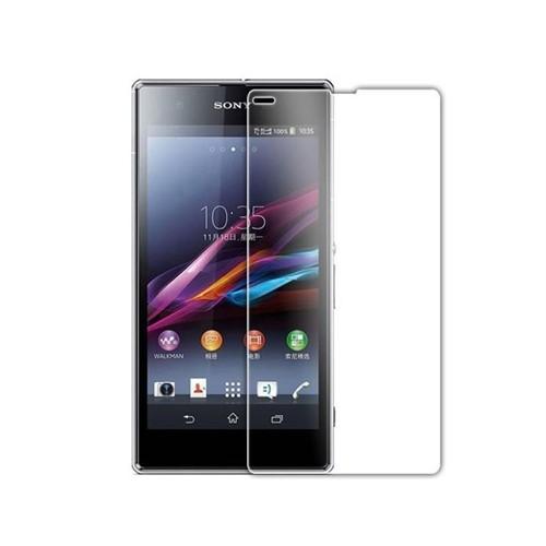 Teleplus Sony Xperia Z1 Compact Cam Ekran Koruyucu Film