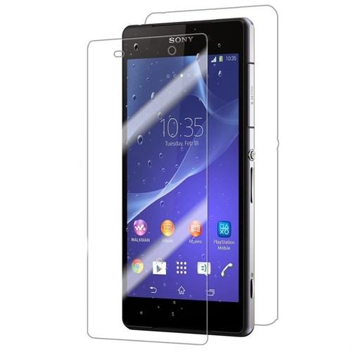 Teleplus Sony Xperia Z3 Full Body Ön + Arka Ekran Koruyucu