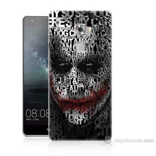 Teknomeg Huawei Ascend Mate S Joker Baskılı Silikon Kılıf