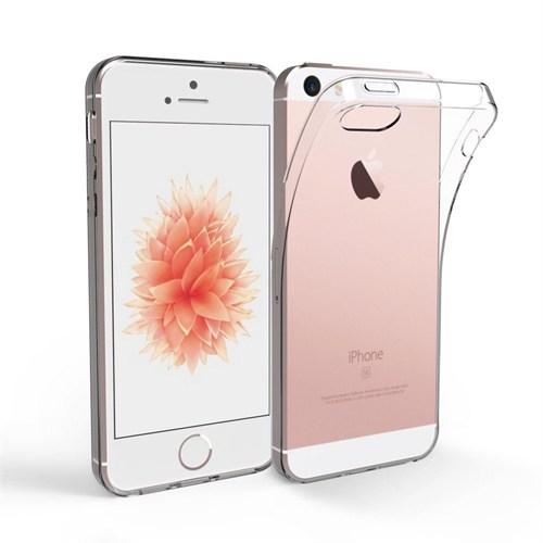 Melefoni Apple İphone 5S Se Kılıf Ekran Koruyucu