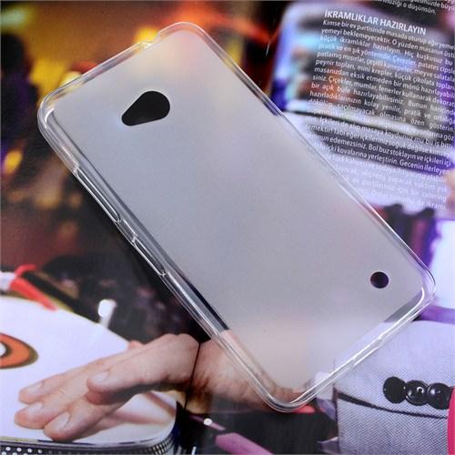 Ally Microsoft Lumia 640 Şeffaf Silikon Kılıf