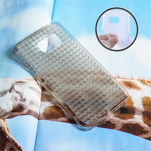 Ally Samsung Galaxy S7 G930 Kristal Soft Silikon Kılıf