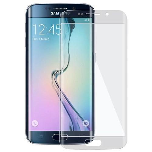 Ally Samsung Galaxy S6 Edge+ Plus G928 Kavisli Şeffaf Darbe Emici Ekran Koruyucu