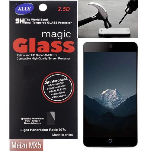 Ally Meizu Mx5 Pro Kırılmaz Cam Ekran Koruyucu