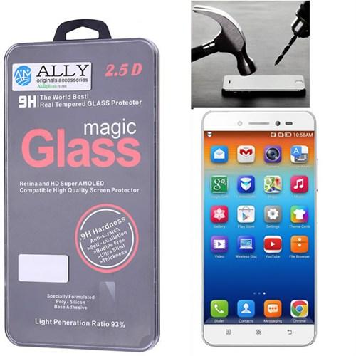 Ally Lenovo S60 Glass Tempered Kırılmaz Cam Ekran Koruyucu