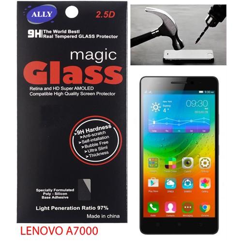Ally Lenovo A7000 Kırılmaz Cam Ekran Koruyucu