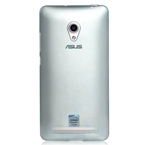 Cepsesuar Asus Zenfone 5 Lite Kılıf Silikon 0.2 Mm Mavi