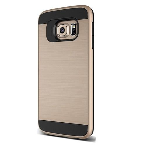 Cepsesuar Samsung Galaxy S7 Edge Kılıf Desgin Gold