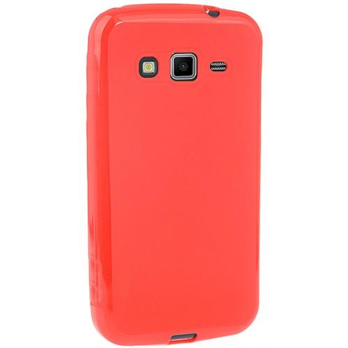 Coverzone Samsung Galaxy Core 2 Kılıf Silikon