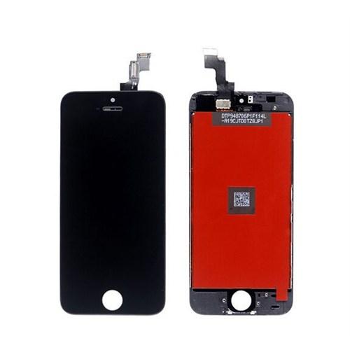 İphone 5S Orjinal Dokunmatik Lcd Ekran Siyah