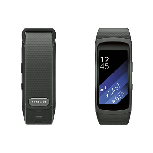 Samsung gear fit 2 iphone