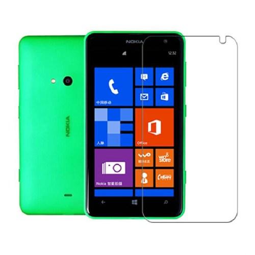 Duck Nokia Lumia 625 Kırılmaz Cam Ekran Koruyucu