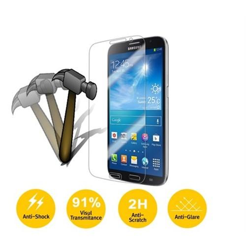 Duck Samsung Galaxy Mega 9200 Kırılmaz Cam Ekran Koruyucu