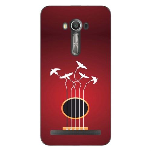Cover&Case Asus Zenfone Laser 5.5 Silikon Tasarım Telefon Kılıfı