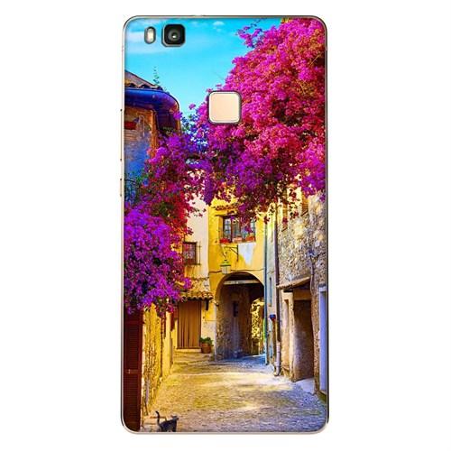 Cover&Case Huawei P9 Lite Silikon Tasarım Telefon Kılıfı