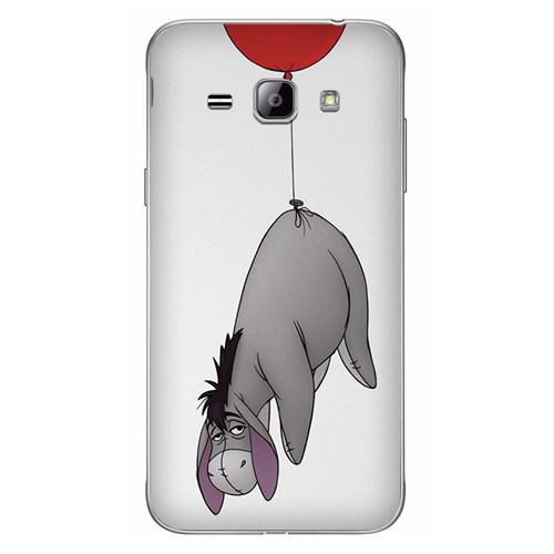 Cover&Case Samsung Galaxy J1 Ace Silikon Tasarım Telefon Kılıfı