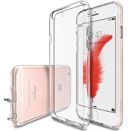 Ringke Air iPhone 6s Plus/ 6 Plus Kılıf Clear - Ultra Hafif Esnek İnce Şeffaf Transparan