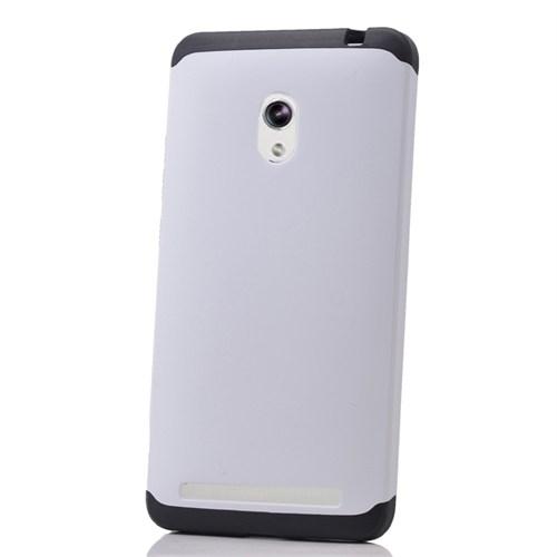 Cep Market Asus Zenfone 6 Kılıf Çift Katmanlı Slim