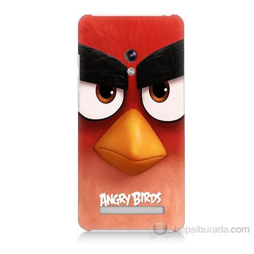 Teknomeg Asus Zenfone 5 Lite Angry Birds Baskılı Silikon Kapak Kılıf