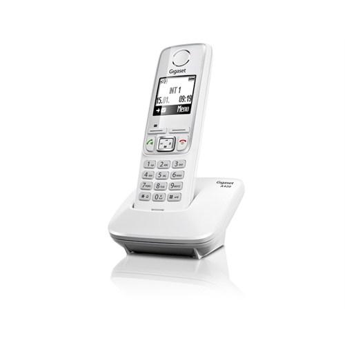 Gigaset A420 Dect Telefon - Beyaz