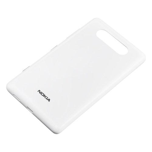 Nokia CC-3058 Lumia 820 Kapak Beyaz