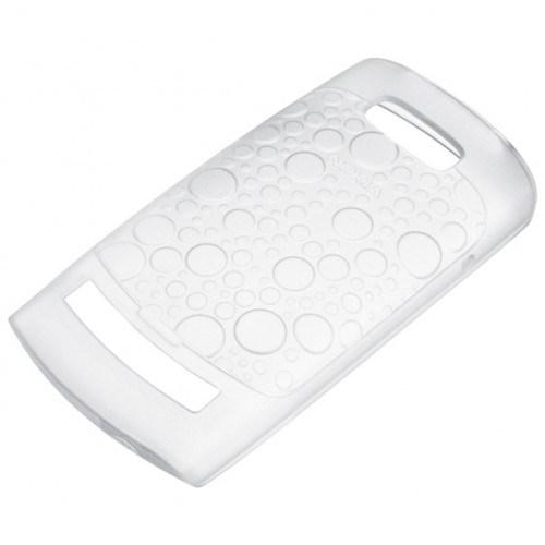 Nokia Asha 303 Kılıf CC-1024 ( Beyaz )