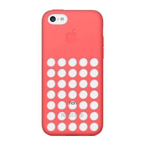 Apple iPhone 5c Kılıf Pembe - MF036ZM/A