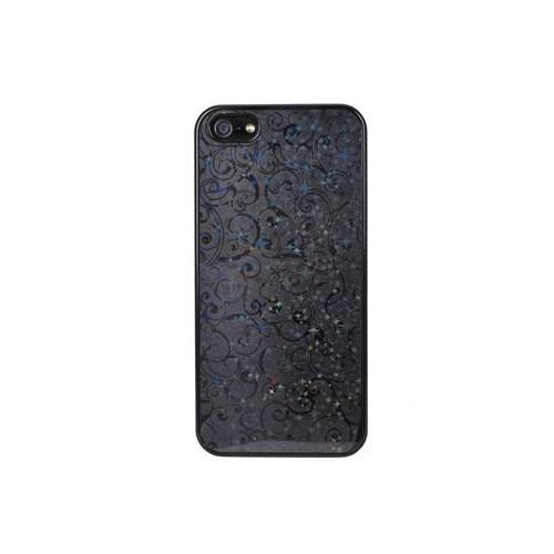 Vacca Apple iPhone 5/5s Sarmaşık S-Line Siyah
