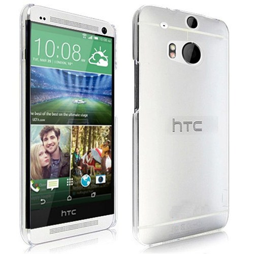 Microsonic Kristal Şeffaf Kılıf - HTC One M8 - CS110-CRYSTL-HTC-ONE-M8