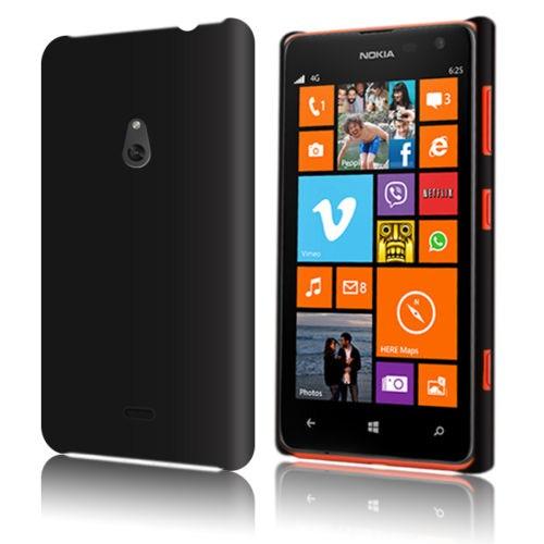 Microsonic Nokia Lumia 1320 Premium Slim Kılıf Siyah - CS110-LUMIA-1320-SYH