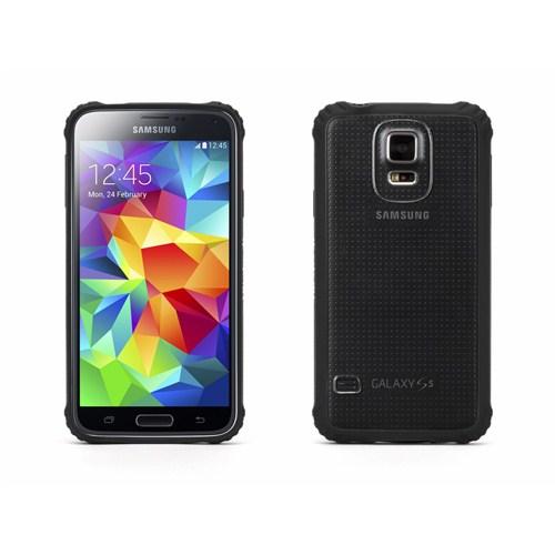 Griffin Samsung Galaxy S5 Survivor Clear Kılıf - GB39905