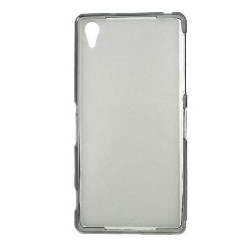Mycolors Sony Xperia Z2 Siyah İnce Silikon Arka Kapak - MYC-0048
