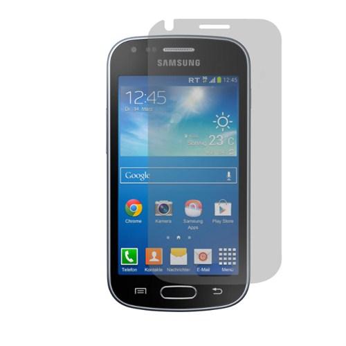 Microsonic Ultra Şeffaf Ekran Koruyucu Film - Samsung Galaxy Trend Plus S7580